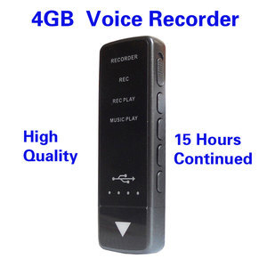 SPY USB DIGITAL VOICE RECORDER WITH PLAYBACK
