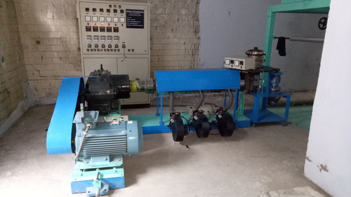 Shrink PVC Machine