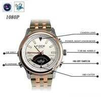 NEW LATEST SPY SUPER SLIM HD WATCH CAMERA