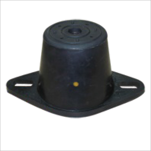 Rubber Turret Mount
