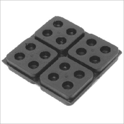 Rubber Waffle Pad