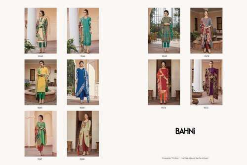 Bahni Erika Design Strath Salwar kameez