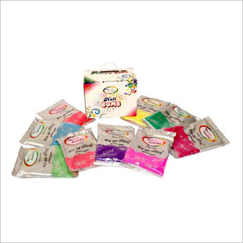 Holi Bomb Mix Scented Gulal 100gms
