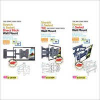 Stretch & Swivel Direct Pitch Wall Mount