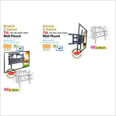 Stretch & Swivel Tilt Wall Mount