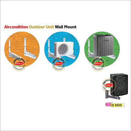 Aircondition Outdoor Unit Wall Mount