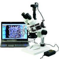 CAMERA FITTING STEREO MICROSCOPE