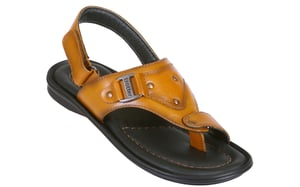Gents Leather Slippers