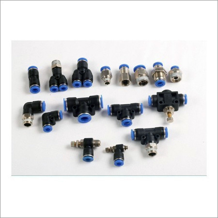 Pneumatic Cylinder and Fittings