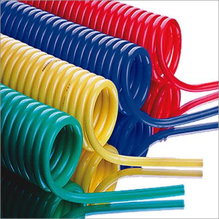 Pneumatic Plastic Coil Tube