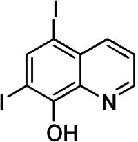 Iodoquinol
