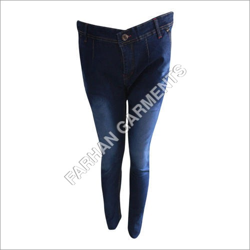 Black and Blue and All Regular Colors. Blue Denim Jeans