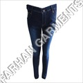 Stretchable Ladies denim