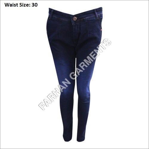 Ladies Pencil Fit Jeans