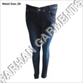 Pencil Denim Jeans