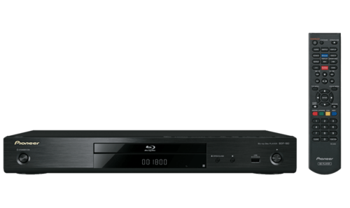 Pioneer BDP 180 Bluray Player