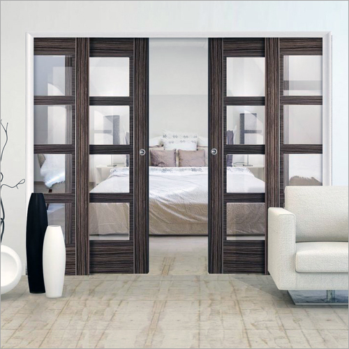 Mix Pine Wooden Flush Doors