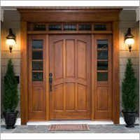 Wooden Pine Mix Flush Doors