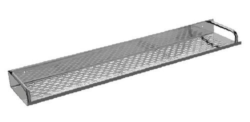 STEEL TRAY SHELF MODEL NO. 1115