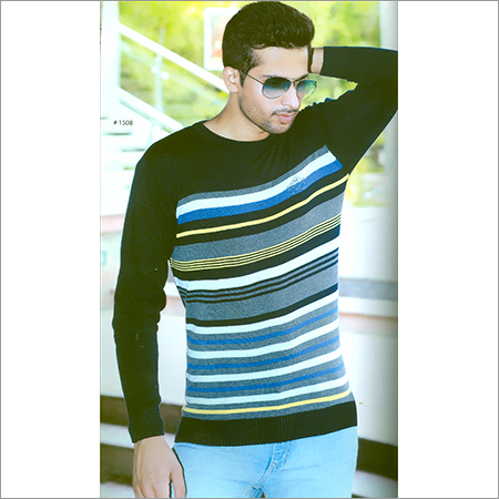 Men's Designer Round Neck SweatShirt