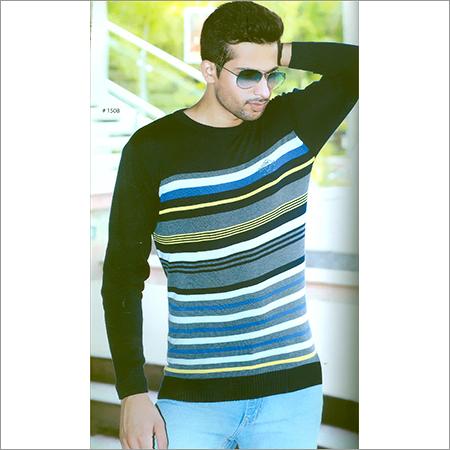 Men's Designer Round Neck SweatShirt