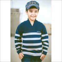 Kids Flat Knit Sweatshirt