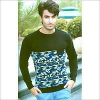 Mens Flat Knitted SweatShirt