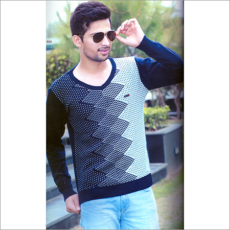 Mens Full Sleeves Sweatshirts