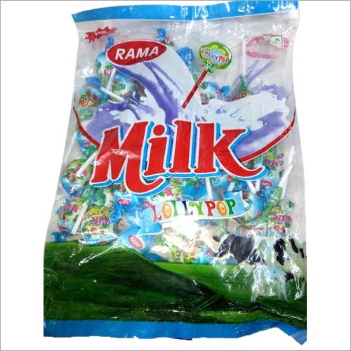 Milk Flavored Delicious Lollipop