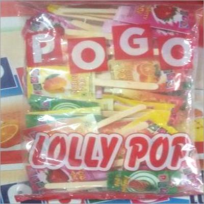 Flavored Ice Cream Stick Lollipop