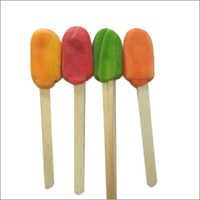 Tasty Flavored Ice Cream Stick Lollipop