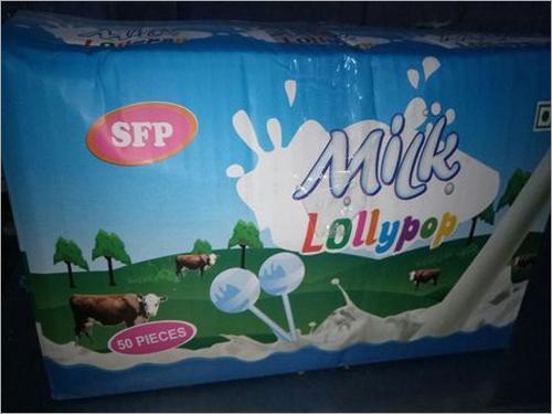 Milk Flavored Lollipop