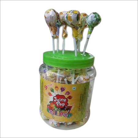 Chewing Gum Lollipops
