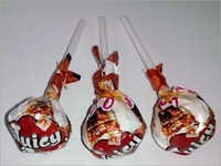 Cola Flavor Lollipop