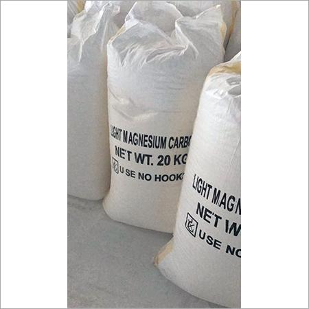Natural Magnesium Carbonate