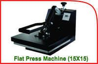 Digital Flat Press Machine