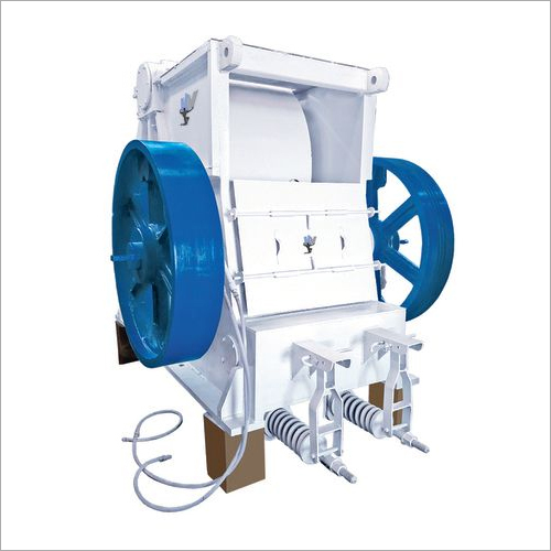Oil Lubricant Double Toggle Jaw Crusher