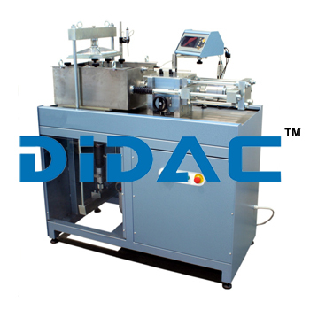 Large Shear Testing Machine