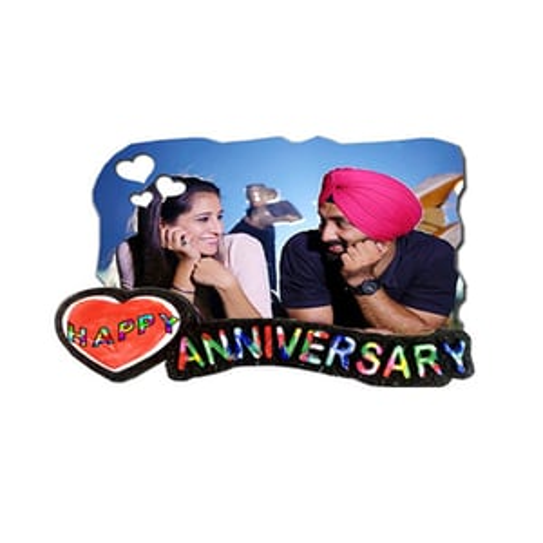 Anniversary Jelly Photo Frame