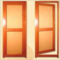 Solid Panel PVC Door