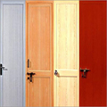 Plain PVC Doors
