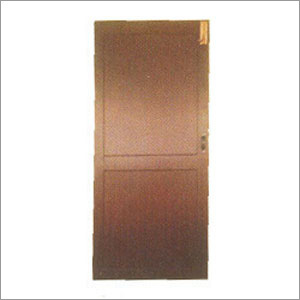 Solid Prelam Panel PVC Door
