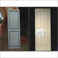 Solid PVC Profile Door