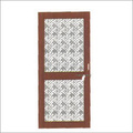 Wire Mesh Solid PVC Doors