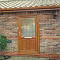 Residential UPVC Doors