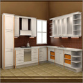 PVC Kitchen Designer Cupboard