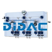 Air Water Pressure System And Controls Panels