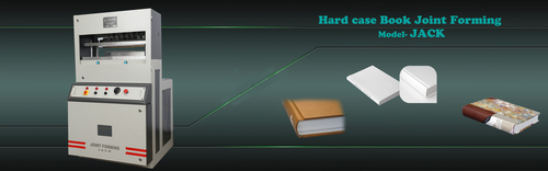 Hard Case Book Joint Forming- Jack