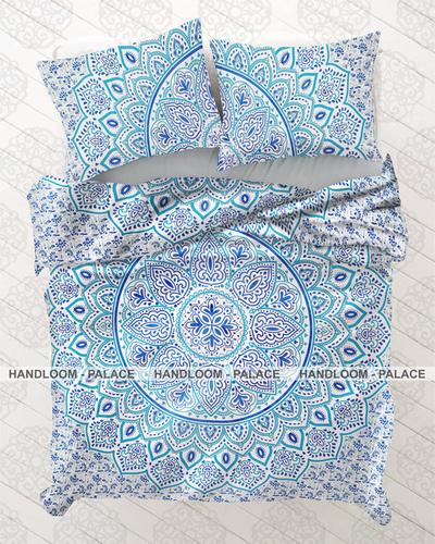 Mandala Comforter Duvet Cover