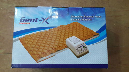 Alternating pressure pump & Bubble mattress